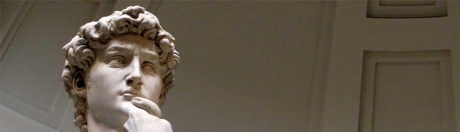 Michelangelo's David Visit