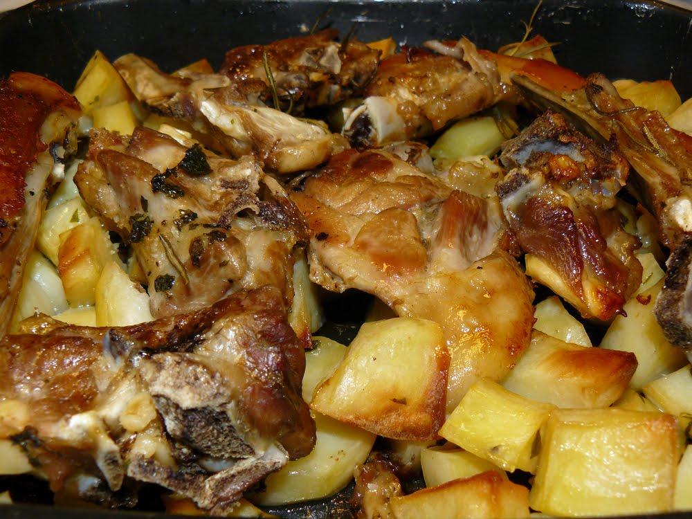 Блюда баранины духовкеы