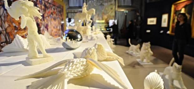 Sweet triumphs Pitti Palace