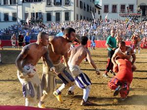 Calcio Storico Florence